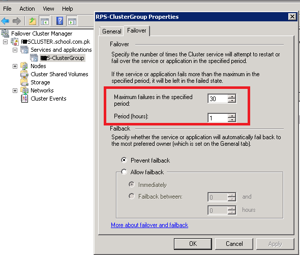 How to configure IIS Web Site and Application Pool in